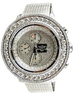 Breitling Ct Mens Breitling Super Avenger Vs Diamond Watch Custom Fully Iced