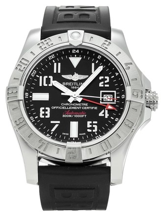 Preload https://item5.tradesy.com/images/breitling-silver-avenger-ii-gmt-a32390-stainless-steel-men-s-watch-6007669-0-0.jpg?width=440&height=440