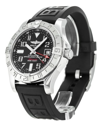Breitling BREITLING AVENGER II GMT A32390 STAINLESS STEEL MEN'S WATCH