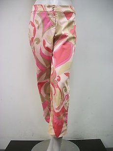Britt Ryan Multi Capri/Cropped Pants Pink