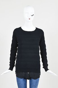 Brochu Walker Ribbed Ls Sweater