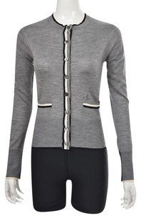 Brooks Brothers Womens Gray Sweater