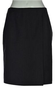 Brooks Brothers Womens Gray Skirt Multi-Color