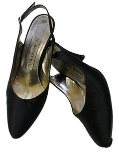 Bruno Magli Slingbacks Black Pumps