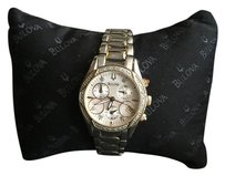 Bulova 21 small diamonds