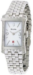 Bulova Bulova Diamond Gallery Winslow Ladies Watch 96r187
