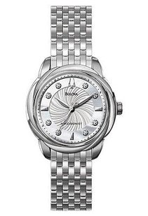 Bulova Bulova Precisionist Brightwater Diamond Ladies Watch 96p125