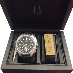 Bulova Bulova Special Edition Rare 96B251 Apollo15 Mission Moon Series New Man Watch