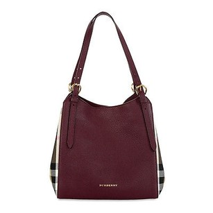 Burberry The Canter Leather Tote