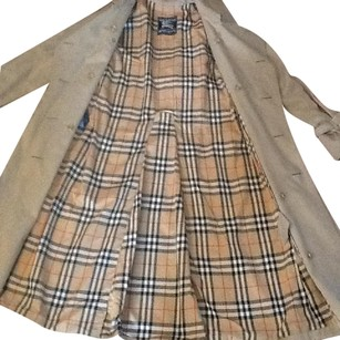 Burberry Beige Trench Trench Coat