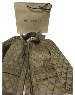 Burberry Brit Camel Jacket