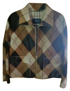 Burberry Browns Leather Jacket