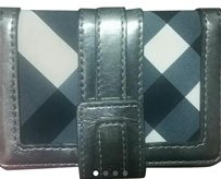 Burberry Burberry Checkered Mini Wallet