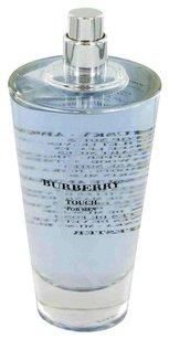 Burberry BURBERRY TOUCH ~ Men's Eau de Toilette Spray (TESTER) 3.3 oz