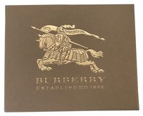 Burberry Gift Box For Wallet Jewelry