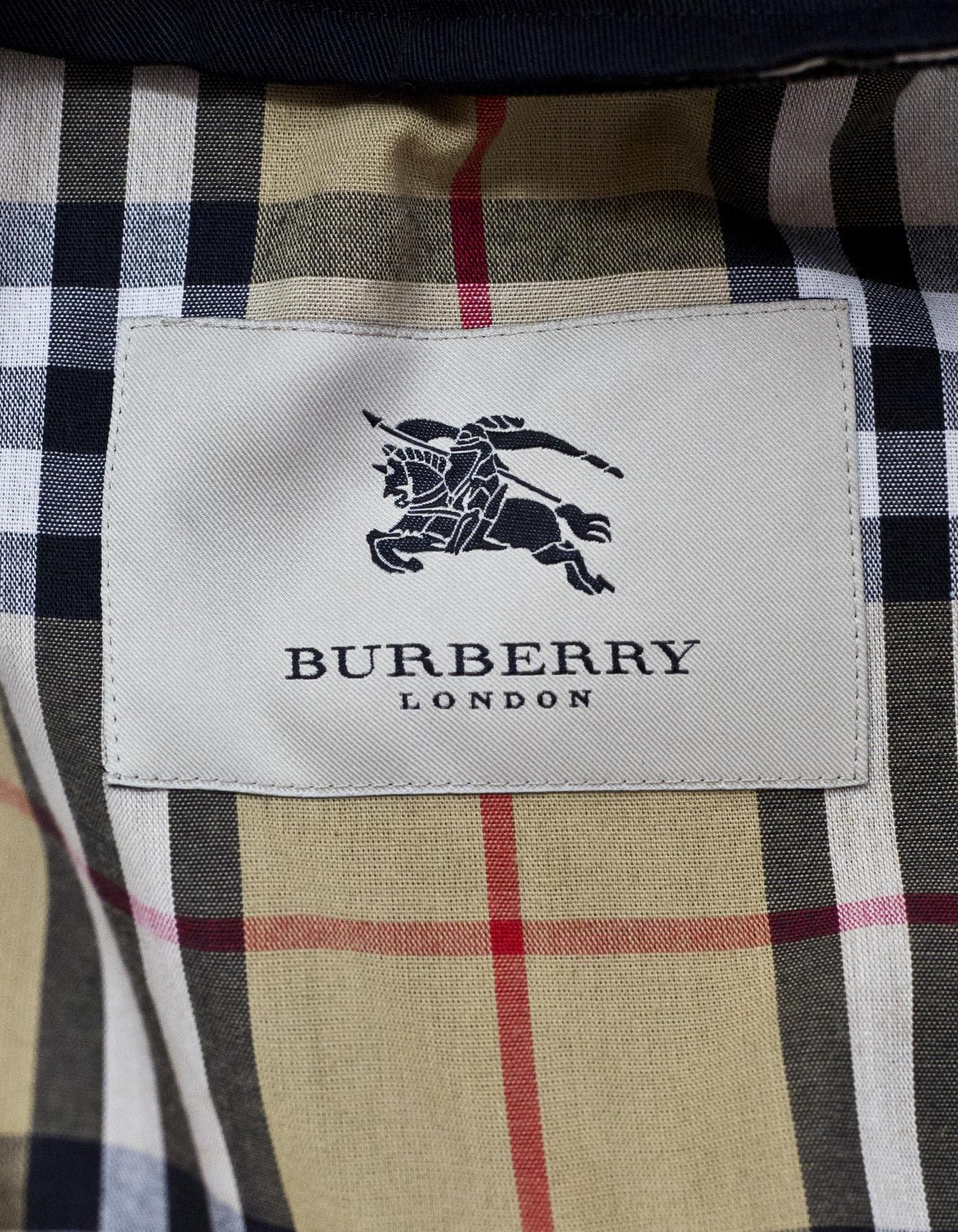 burberry 4p Free shipping and guaranteed authenticity on burberry london black 4p trench coat size 4 (s)burberry london black cotton trench coat note.