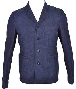 Burberry Men's Blue Jacket