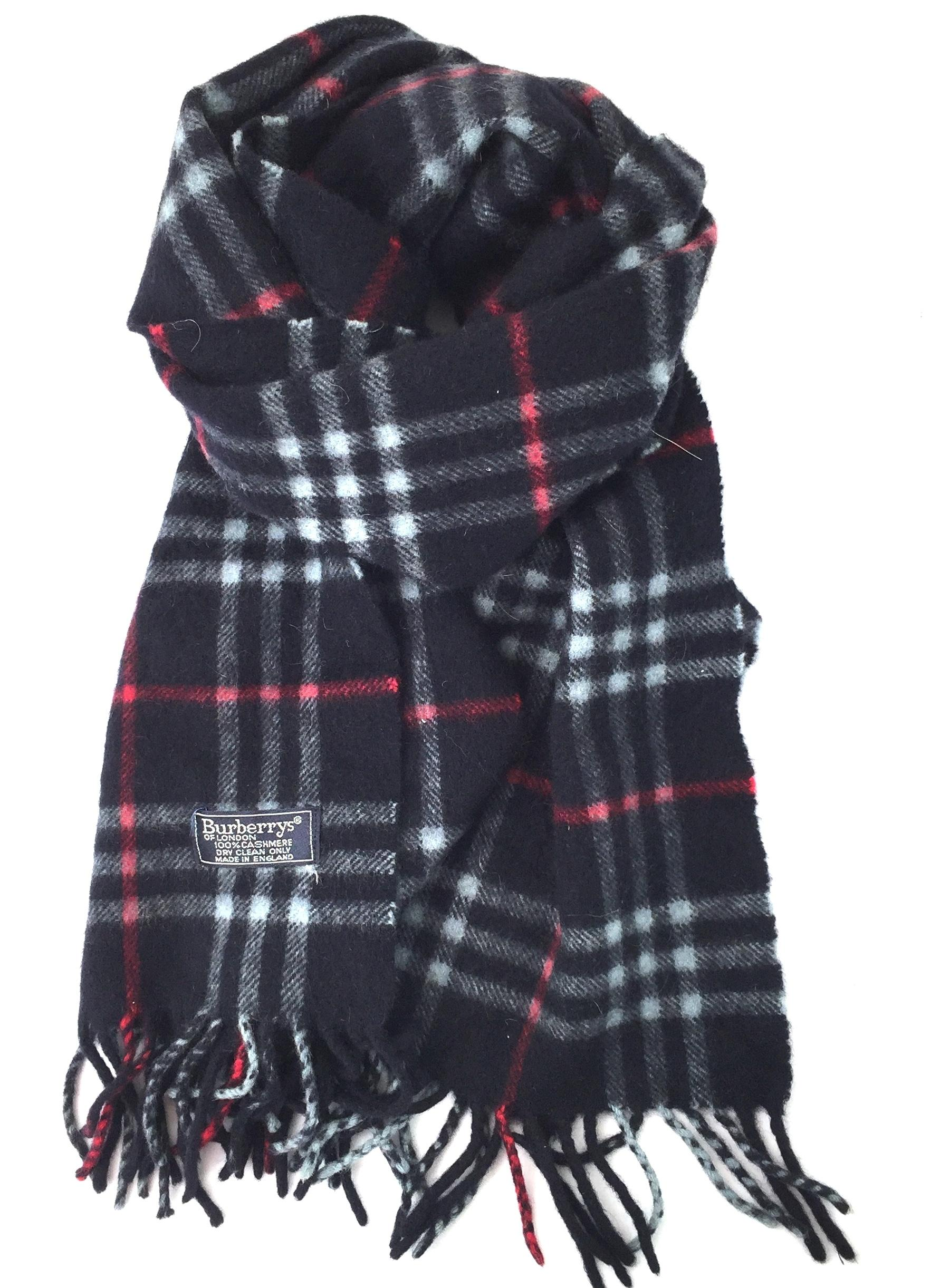 burberry 100 lambswool scarf