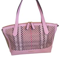 Burberry Tote in Pink