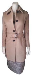 Burberry Trench Wool Cashmere Trench Coat