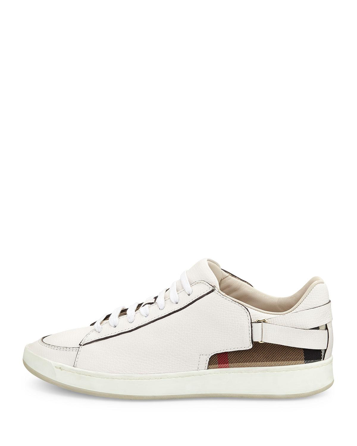 burberry sneakers up to 90 at tradesy