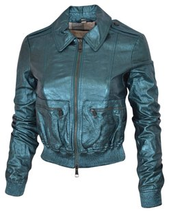 Burberry Women's Military Women's Military Military Motorcycle Jacket