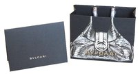 BVLGARI BVLGARI shopping bag and pouch