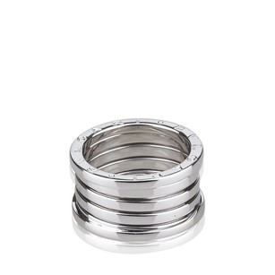 BVLGARI Jewelry,metal,ring,silver,6ebvrg002
