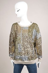 By Malene Birger Silver Sweater