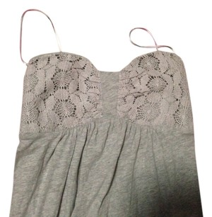 Grey Maxi Dress by C&C California Lace Maxi Summer