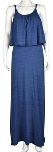 Navy Maxi Dress by C&C California C C Womens