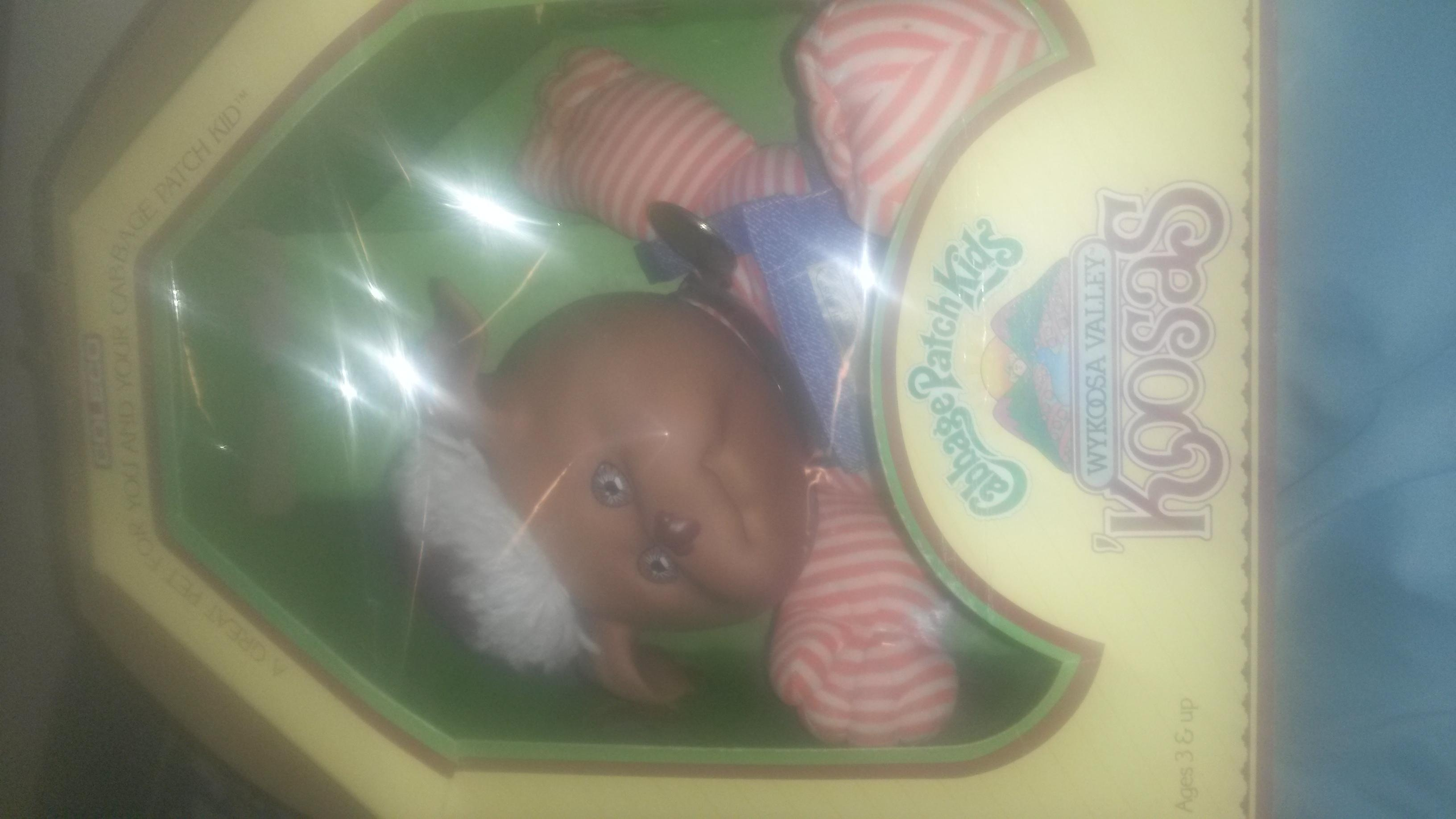 cabbage patch kids koosas