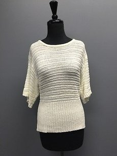 Cable & Gauge Acrylic Sweater