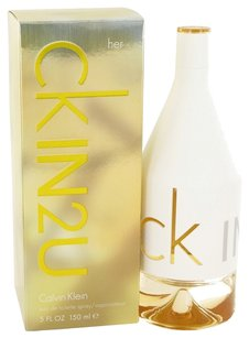 Calvin Klein Ck In 2u Perfume by Calvin Klein Eau De Toilette Spray 5 oz