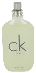 Calvin Klein CK ONE ~ Men's Eau de Toilette Spray (Unisex TESTER) 6.6 oz
