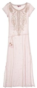 Calypso St. Barth short dress Pink Dimitra Dust Rose Maxi on Tradesy