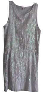 Calypso St. Barth Sparkle Shimmer Mini Maxi Dress