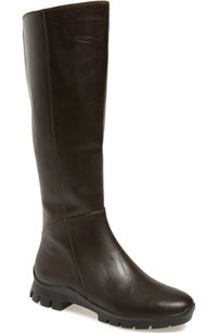 Camper Tomorrow Tall Leather Brown Boots