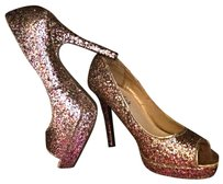 Candie's Glitter Sparkle Stiletto Multicolor Pumps