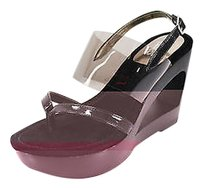 Carlos by Carlos Santana Good Womens black Platforms