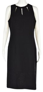 Carmen Marc Valvo short dress Black Womens on Tradesy