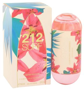 Carolina Herrera 212 Surf By Carolina Herrera Eau De Toilette Spray (Limited Edition 2014) 2 Oz