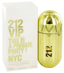 Carolina Herrera 212 Vip By Carolina Herrera Eau De Parfum Spray 1.7 Oz