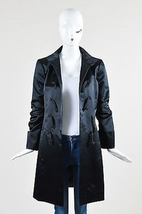 Carolina Herrera Stand Black Jacket