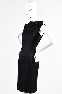 Carolina Herrera Wool Dress