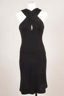 Carolina Herrera Black Dress