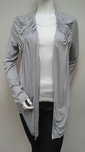 Carolyn Taylor Grand Grey Sweater