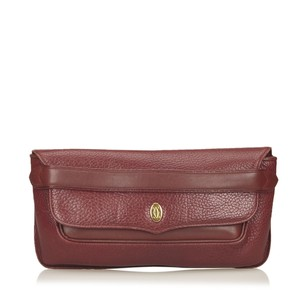 Cartier Bordeau Clutch
