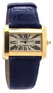 Cartier Cartier Divan 18k Yellow Gold Mid size Quartz Watch