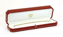 Cartier Cartier France 18k 3.02 Cts Diamonds Tennis Bracelet W Box -